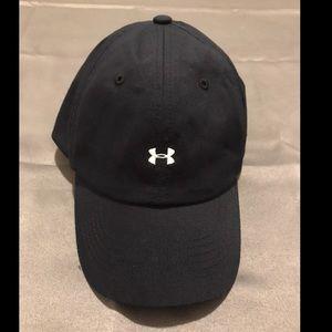 Women's Under Armour Black Hat